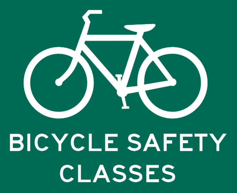 Bicycle Safety Classes